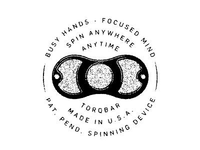 Torqbar Badge badge typography