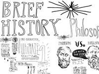 BREVE HISTORIE/ PHILOSOPHY POSTER/BOOK