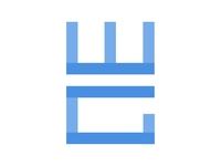 Draft 2: The Watercolor Gallery logo mark learning h2ocolor logo mark
