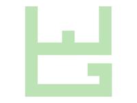 Draft 4: The Watercolor Gallery logo mark learning h2ocolor logo mark