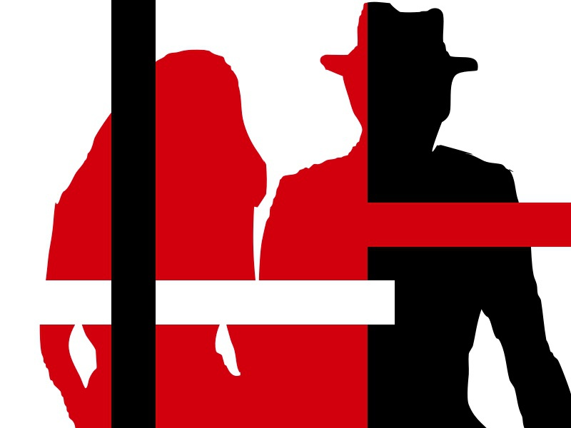 Draft 2: The White Stripes Poster neoplasticism the white stripes poster learning