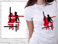 Final: The White Stripes Poster & Tee