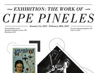Exhibition Poster Screenshot