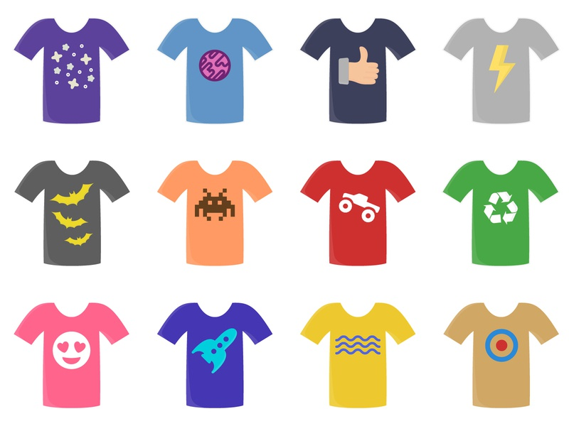 T Shirts t shirt design clothing bolt batman bats space invaders monster truck truck environment recycle emoji space rocket target waves t shirts tops shirts design illustration