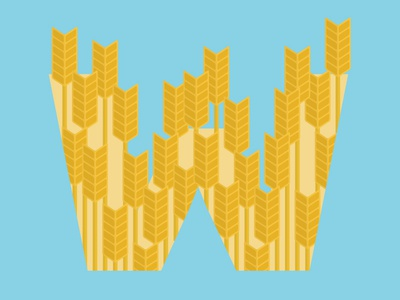 36 days of type - W (Wheat)