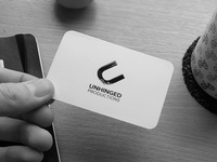 Unhinged Productions Business Card