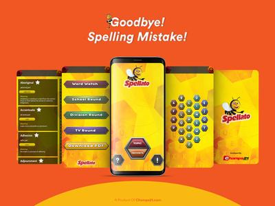 Spellato App Redesign