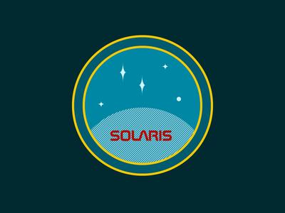 solaris - mission patch
