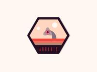 arrakis - mission patch