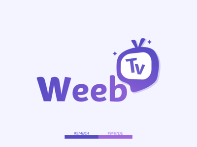 Weeb Tv Logo