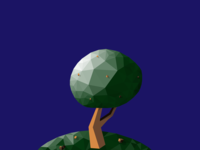 An attempt to Low Poly