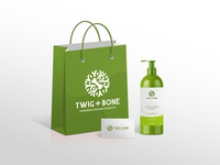 Twig + Bone Brand Identity