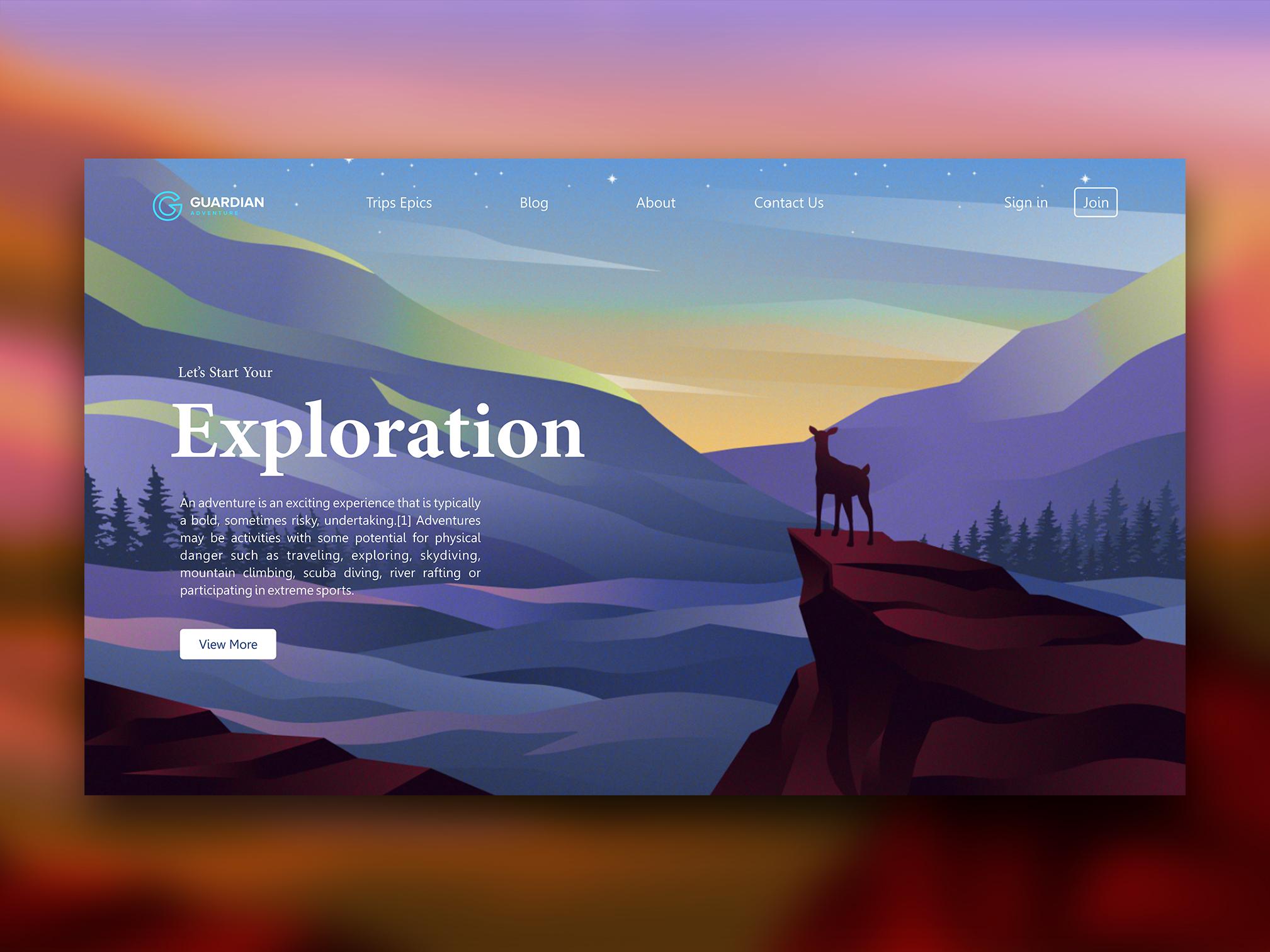 Adventure web22