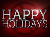 Happy Holidays Dribbblers!