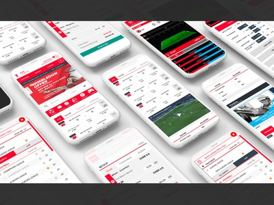 Sportsbook Mobile - betting platform