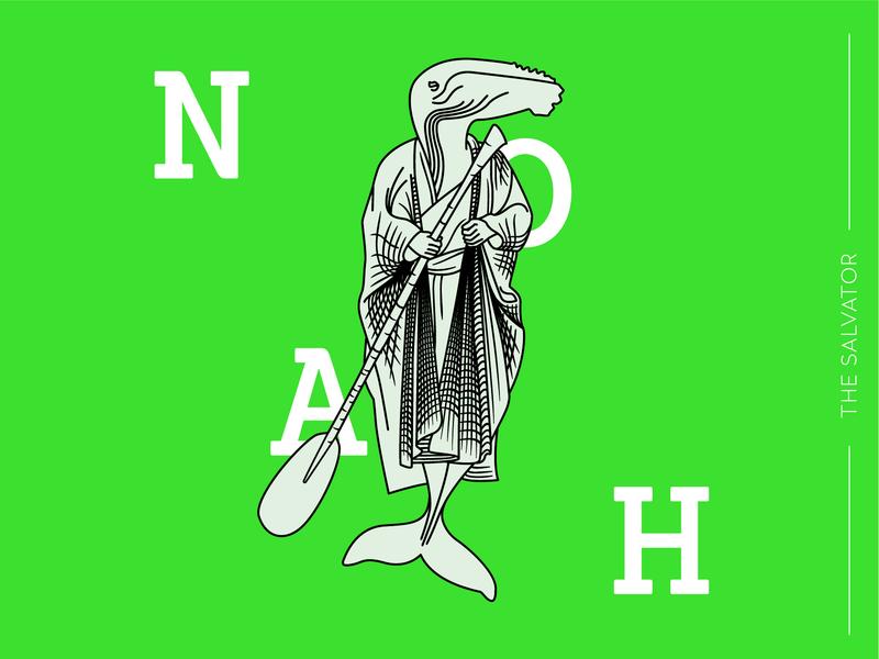 Noah - The Salvator