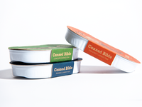 Canned Bible - Fish Packaging