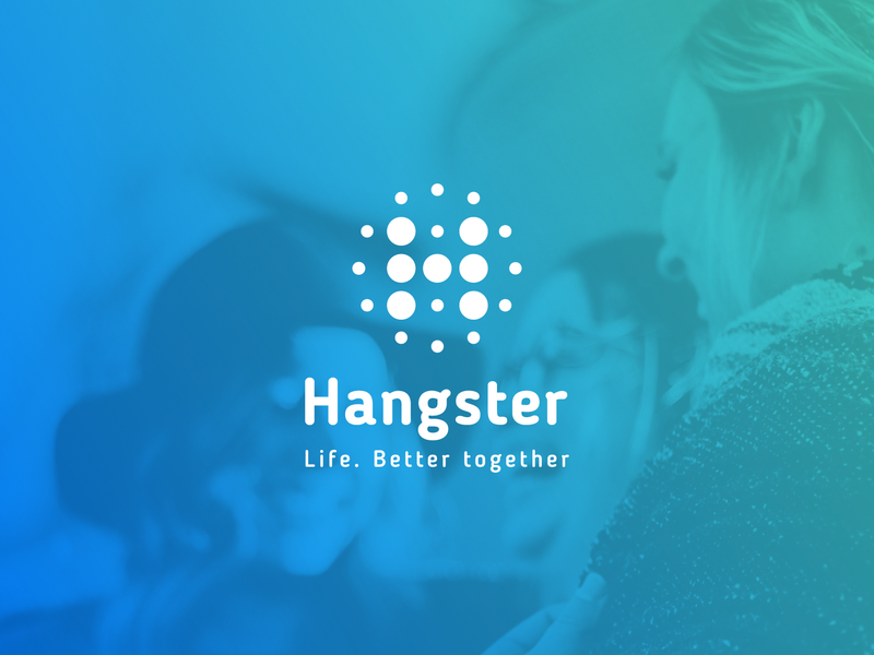 Hangster App application design application design ui designinspiration vector logodesign typography design logo typogaphy graphic  design branding kolcsarzsolt