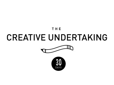 The Creative Undertaking identity blog personal project creative undertaking travel world countdown