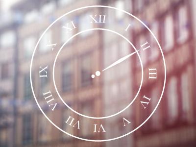 Rouen france rouen travel horloge time clock