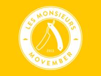 Les Monsieurs Movember