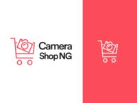 Camera Shop NG - Logo