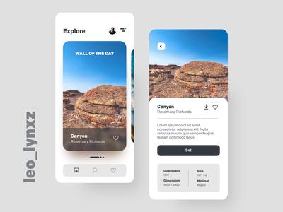 Wallpaper App