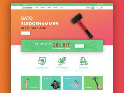 Tool Website