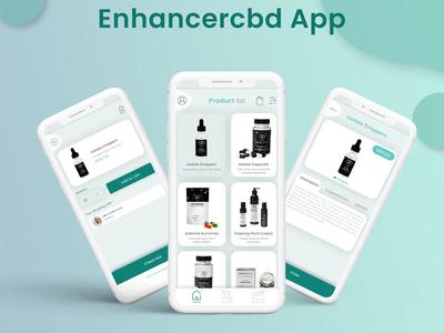 Enhancer CBD App