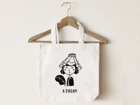 Canvas bag design