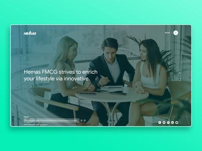 Hemas Homepage