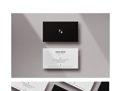 Minimal Business Card - Vol.1