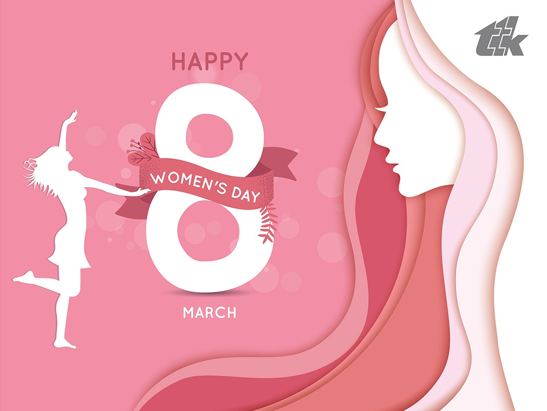 Womens Day Greeting Card Design By Praveen Kumar Dribbble