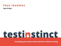 Test Instinct - Logo Design