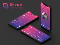 Skype Mobile App - Redesign (Part 2)