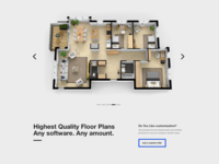 Highest Quality Floor Plans