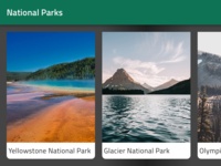 US National Parks ctd.