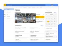 Sharepoint Internal Site