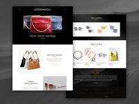 Koda Nivoli Homepage