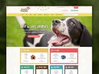 Zen Pets Homepage