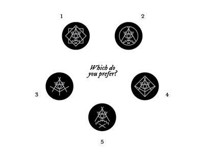 Campfire Conspiracy Logos 2