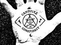 Campfire Conspiracy Poster