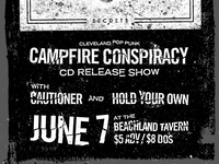 Campfire Conspiracy - CD Release 2 of 2
