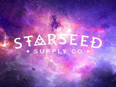 Starseed Supply Co. Logo