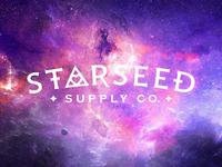 Starseed Supply Co. Logo