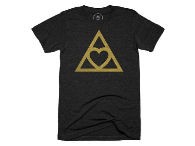 Truth / Love / Freedom T-Shirt bold t-shirt shirt glyph symbol minimal esoteric freedom truth love iconic