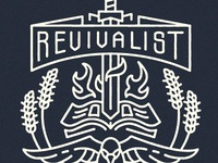 Revivalist Update revivalist ministries dove sword bird wheat book bible