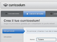 Curricoolum – UI 2nd iteration