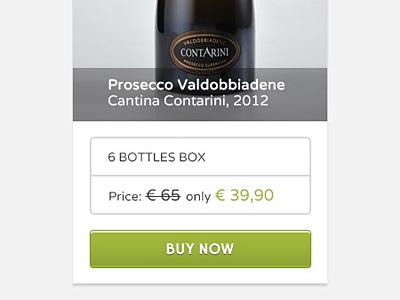 3Wine – Wine Shop website web ui web interface e-commerce wine online shop card layout cards