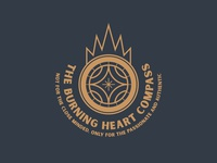 The Burning Heart Compass
